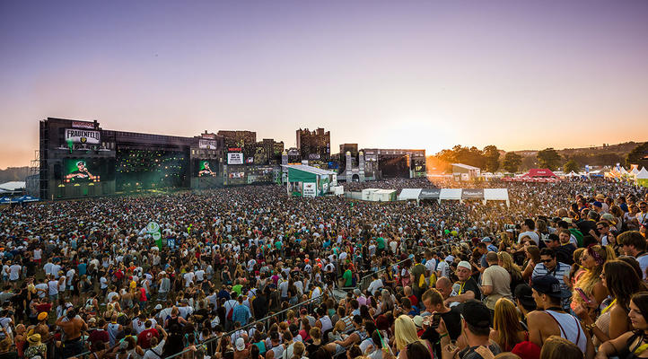 Open Air Frauenfeld stage