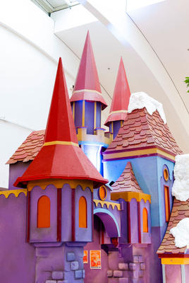 Decor of the Fairy Castle