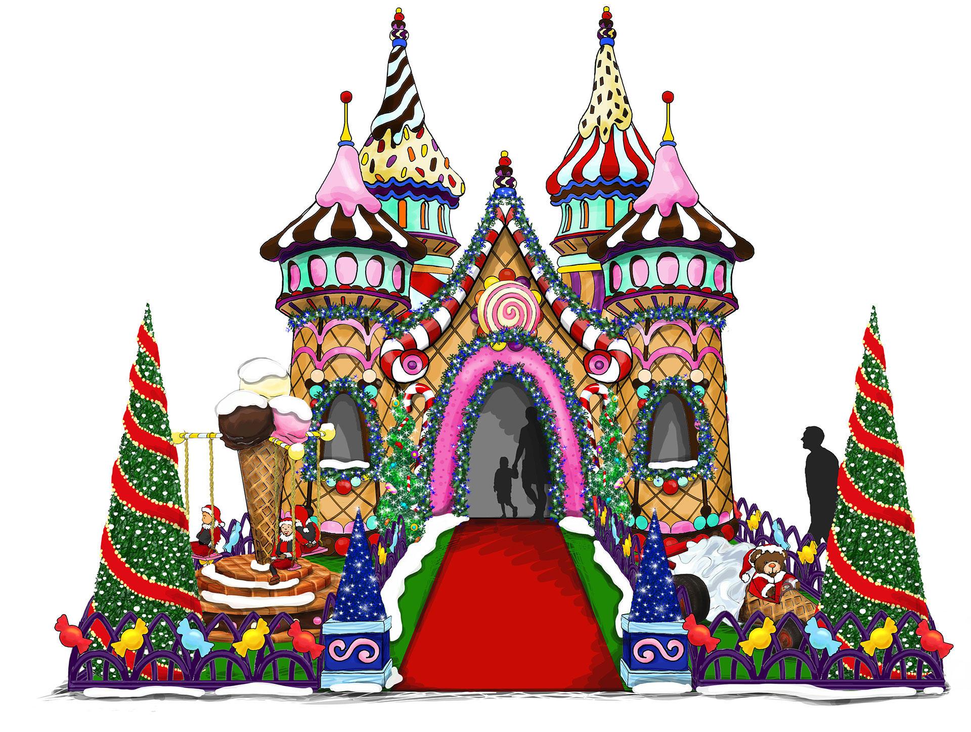 decor of ice cream palace decor of ice cream palace