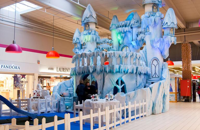 Le palais de glace
