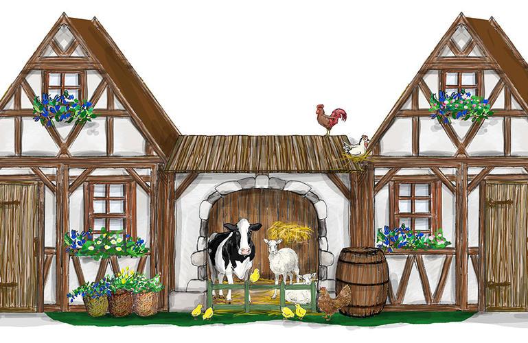 Lenteboerderij