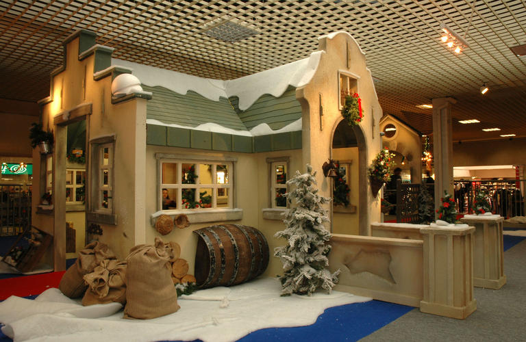 La maisonette de Noël