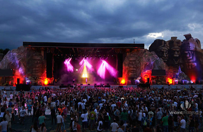 Sonnentanz Main Stage – Switzerland – 2014