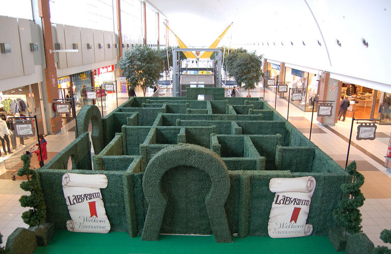 Les possibilités du labyrinthe