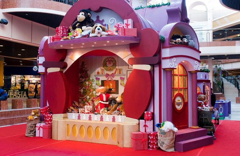 Le petit château des jouets