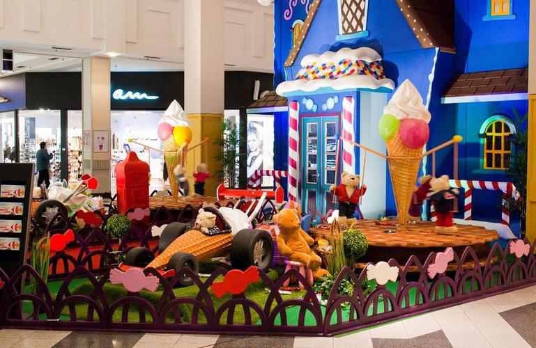 La maison de bonbons