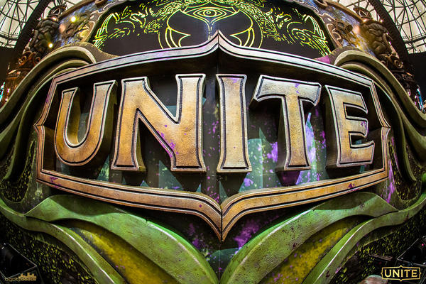 Decor of Unite 2016