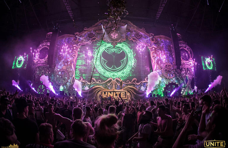 Unite Main Stage – Germany