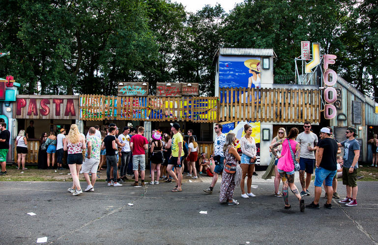 Parookaville Food Streets – Germany