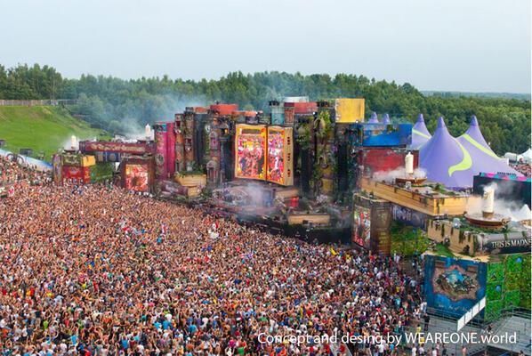 The Book of Wisdom - Tomorrowland 2012