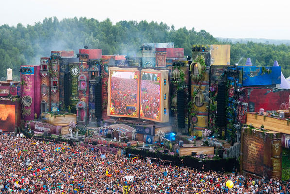 The Book of Wisdom - Tomorrowland 2012