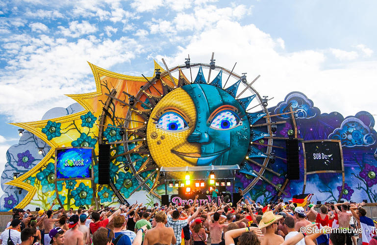 Tomorrowland Dreamville stage – Belgium