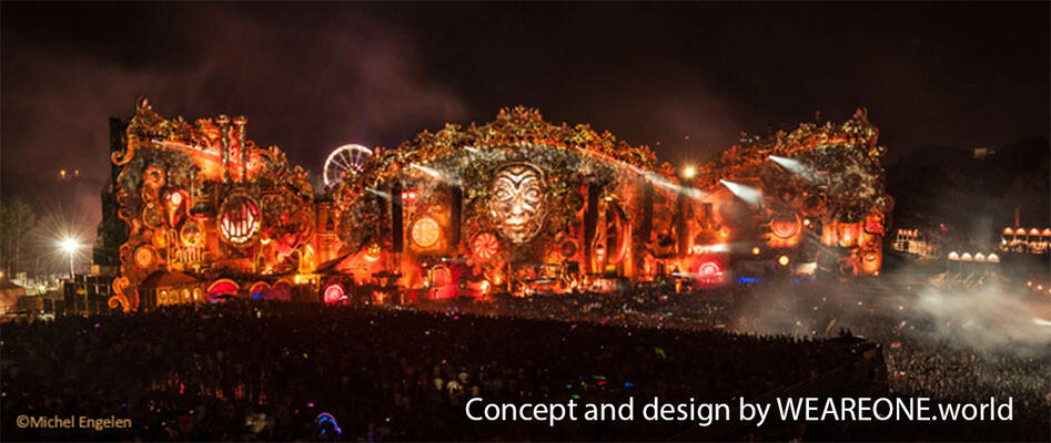 The Key To Happiness - Tomorrowland 2014