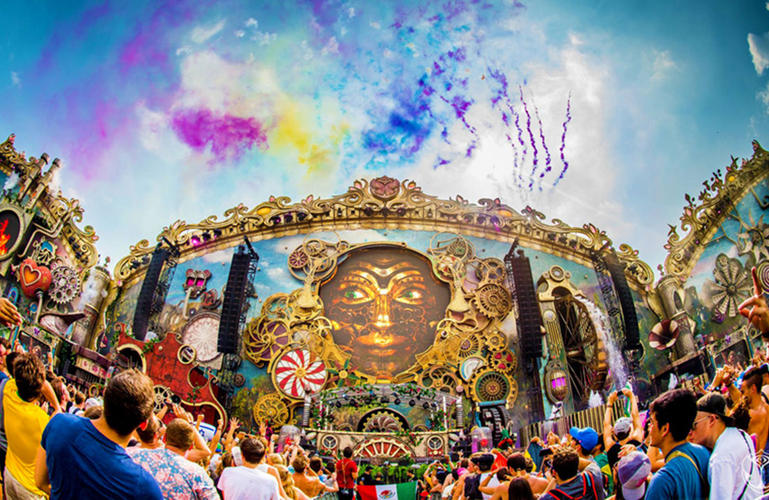 Tomorrowland Main Stage – Belgium