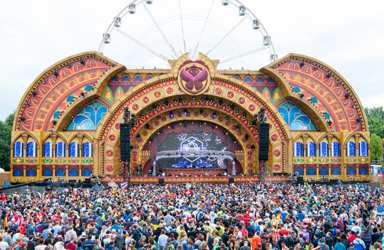 Tomorrowland Opera Stage – Belgium