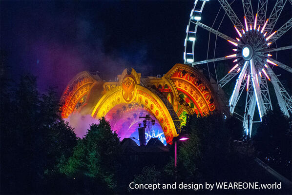 Opera Stage- Tomorrowland 2014-2016