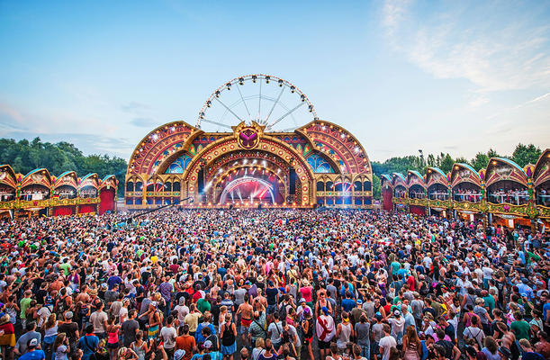 Opera Stage- Tomorrowland 2014-2016