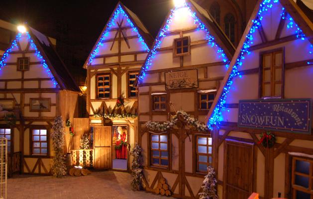 Bavarian houses