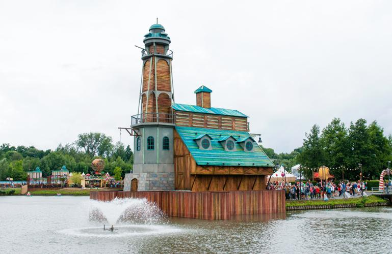 Tomorrowland Boat house Stage – Belgique