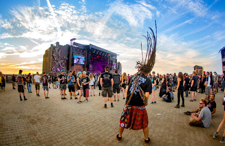 Summer Breeze Main Stage – Germany