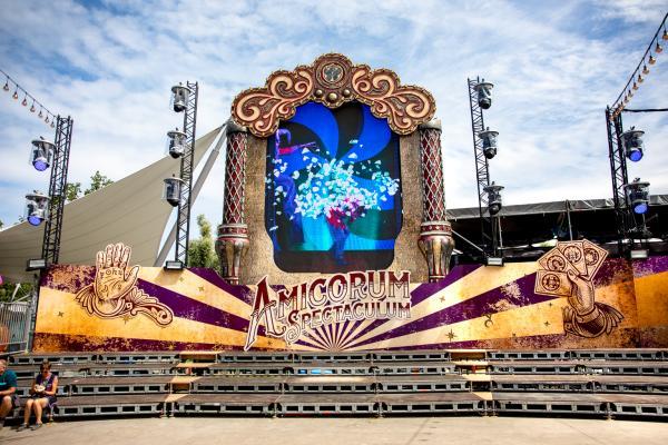 Tomorrowland Amicorum Theatre Formidable 2018