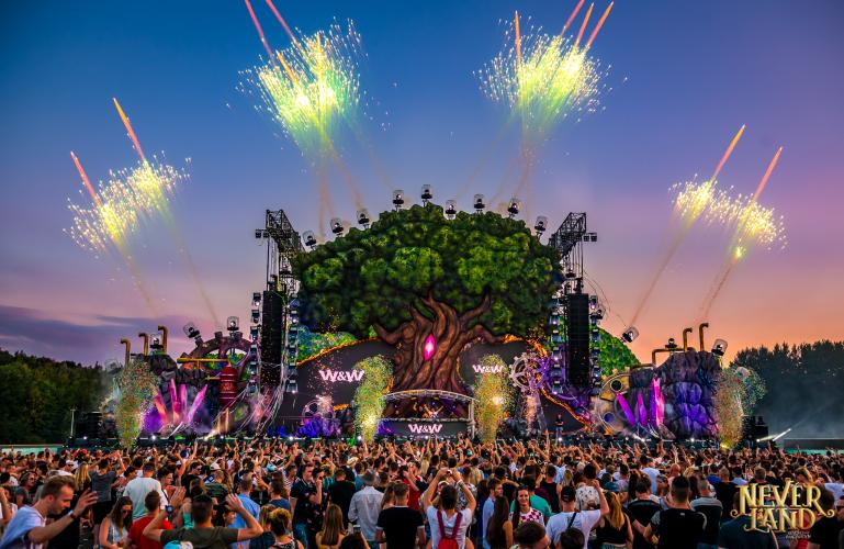 Neverland Main Stage – The Netherlands