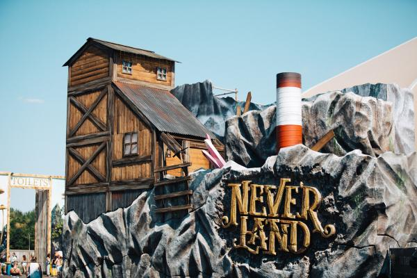 Neverland Techno Mine 2018