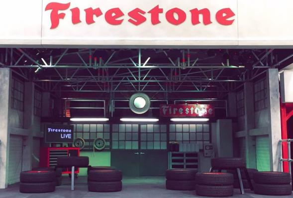 Firestone Brand Stage