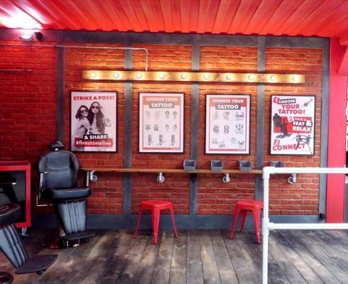 Firestone Tattoo Corner
