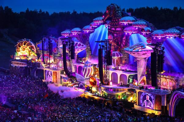 Main Stage Tomorrowland 2018