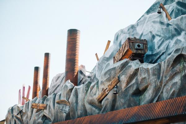 Neverland Techno Mine 2018