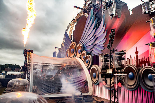 Decor music world Las Vegas
