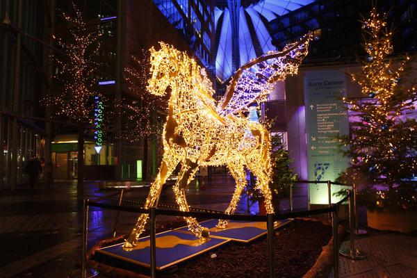 Light horse