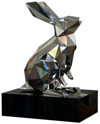 680-590,Crystalline Rabbit,Indoor,3D,si,bk,~95x200x145cm.png