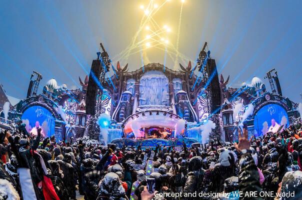 Tomorrowland Winter Mainstage