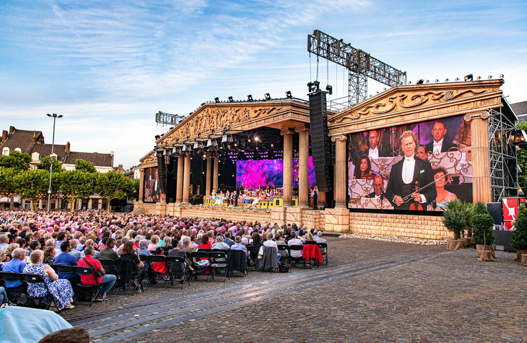 André Rieu Summer Concerts - The Netherlands