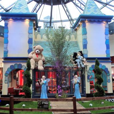 Santa's Magical House