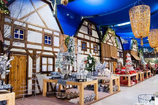 Décor des maisons Bavarois